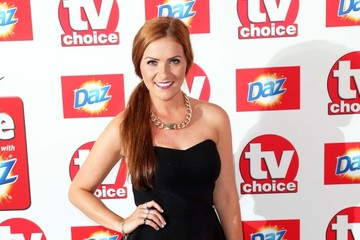 Chelsea Halfpenny Arrivals at the TV Choice Awards