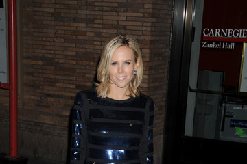 Tory Burch Celebs at the Glamour Magazine 2010 Women of the Year Gala