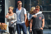 Elsa Pataky Luke Hemsworth Photos Photo