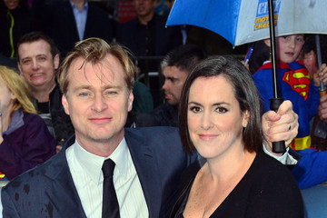 Christopher Nolan 'Man of Steel' Premieres in London