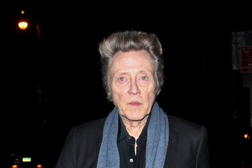 Christopher Walken Celebs at the Vanity Fair Party