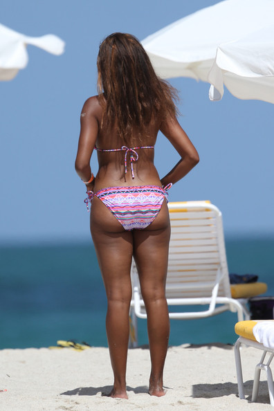 Was specially claudia jordan bikini very grateful