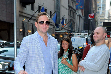 Clinton Kelly Clinton Kelly Visits 'Good Morning America'