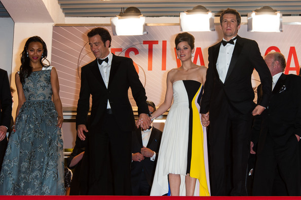 'Blood Ties' Premieres in Cannes — Part 2 []