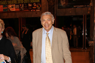"""Ed Ames Opening Night of """"Young Frankenstein"""" in LA"""