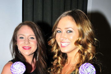 Tami Farrell Courtenay Semal Arrives at the Candy Ice New Collection Launch
