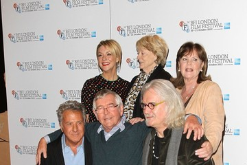Dame Maggie Smith Celebs Out for the 'Quartet' Photocall