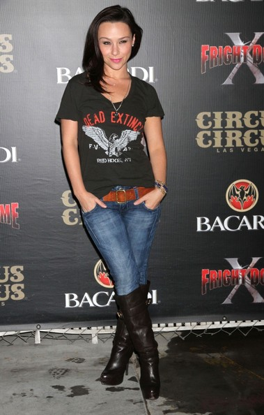 Danielle Harris appearances