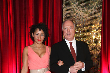 Danielle Henry Arrivals at the British Soap Awards