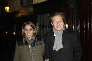 Dave Clark Princess Beatrice Princess Beatrice and Dave Clark Out Together
