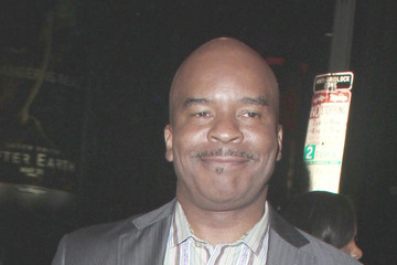 David Alan Grier David Alan Grier Leaves the Chateau Marmont
