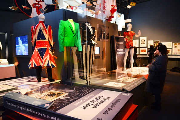 Inside the David Bowie Exhibition 2