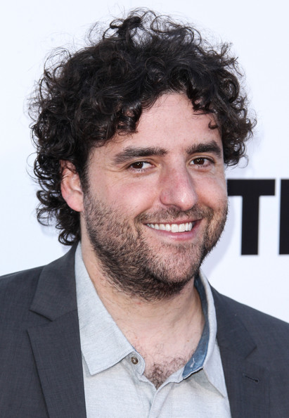 how tall is david krumholtz