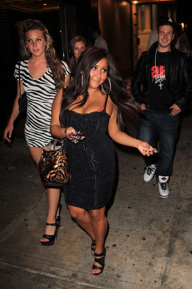David Lee and Vinny Guadagnino Photos Photos Snooki and