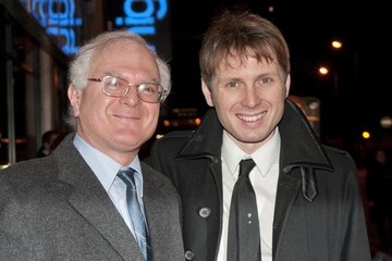 Alex Kapranos Davie McKay at CineWorld in Glasgow