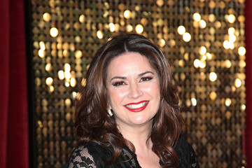 Debbie Rush Arrivals at the British Soap Awards