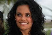 """Miranda Tapsell attends a photocall for """"The Sapphires"""" at the Cannes Film Festival 2012."""