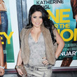 Christina Scali Celebs at the 'One For The Money' Premiere