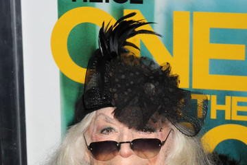 Sylvia Miles Celebs at the 'One For The Money' Premiere