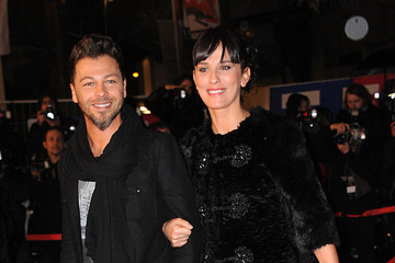 Christophe Mae Celebs on the Red Carpet for the NRJ Music Awards