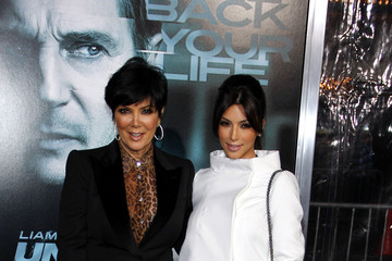 Kris+Jenner in Los Angeles Premiere of 'Unknown'