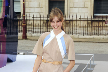 Edie Campbell The Royal Academy of Arts' Summer Exhibition Preview Party in London
