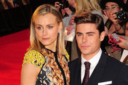 Zac Efron and Taylor Schilling Photos Photo