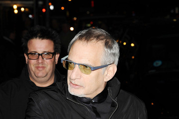 Donald Fagen Steely Dan singer Donald Fagen makes his way out of the 'Late Show With David Letterman' in New York City