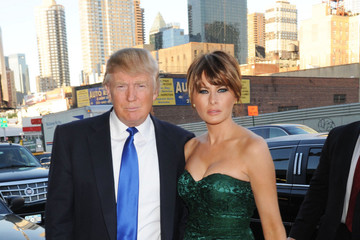 Donald Trump Robin Hood Foundation Gala