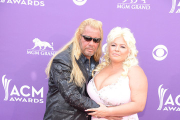 "Duane ""Dog"" Chapman Arrivals at the Academy of Country Music Awards 2"