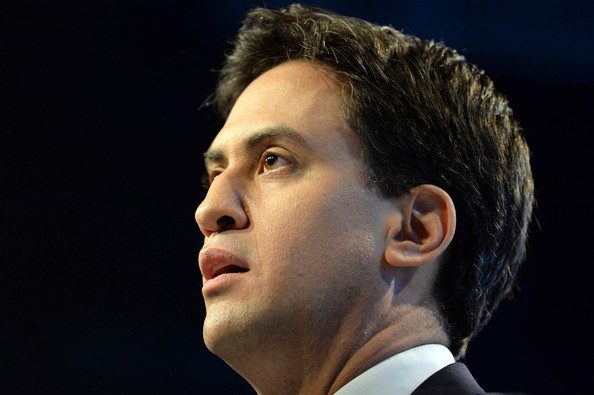 Ed Miliband - Ed Miliband Delivers Keynote Speech