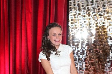 Ellie Leach Arrivals at the British Soap Awards