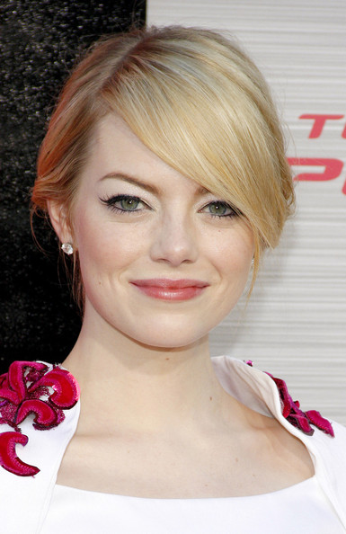 Emma Stone - Celebs at the 'Amazing Spider-Man' Premiere in LA