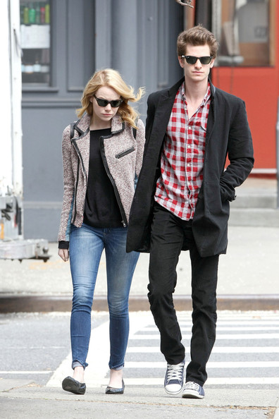 Andrew Garfield And Emma Stone Dating In Real Life