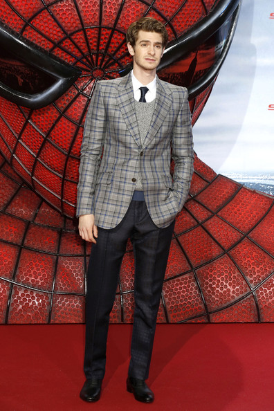 Celebs at 'The Amazing Spider-Man' Premiere in Berlin
