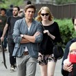 Emma Stone Chris Lowell Photos