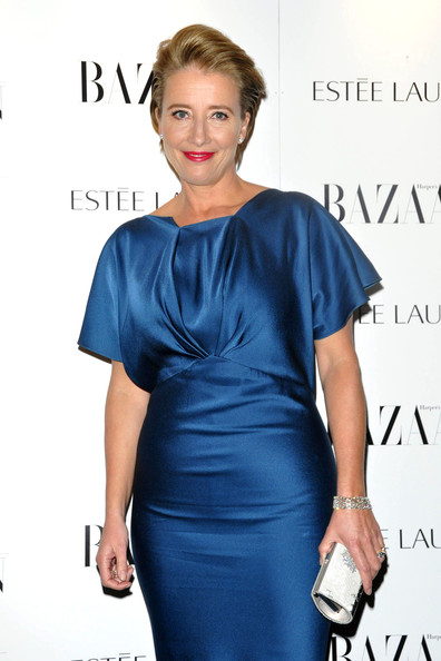 "Emma Thompson at the Harper's Bazaar ""Women of the Year Awards"", held at One Mayfair in London."
