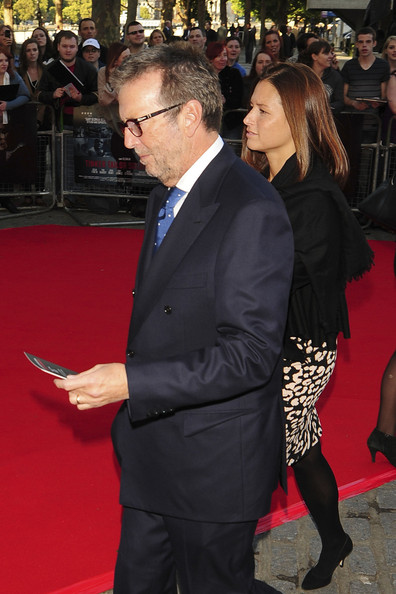 Eric Clapton and Melia McEnery - Gary Oldman on the red carpet for the