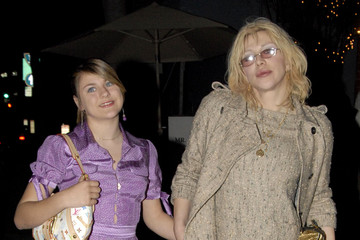 Frances Bean Cobain FILE: Kurt Cobain, Courtney Love and Frances Bean