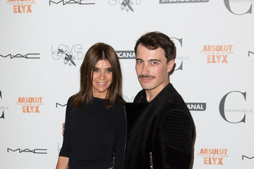 Fabien Constant Stars at the Premiere of 'Mademoiselle C' in London