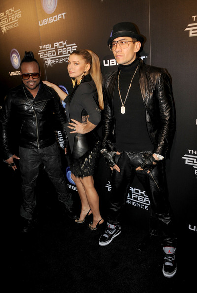 """The Black Eyed Peas"" Launch a New Video"