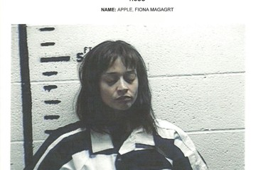Fiona Apple Fiona Apple's Mugshot