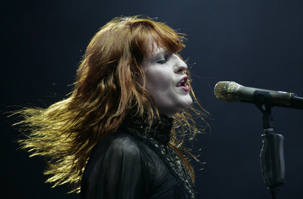 Paloma Faith performs at 4Music Stage at V-Festival at Hylands Park, Chelmsford on Saturday 21 August 2010