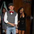Mystery Girl and Freddie Ljungberg