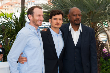 Forest Whitaker Orlando Bloom 'Zulu' Photo Call in Cannes