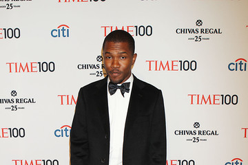 Frank Ocean Celebs at the TIME 100 Gala