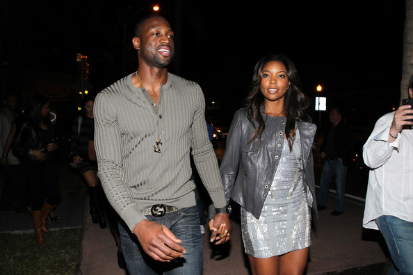 dwyane wade and gabrielle union. Gabrielle Union and Dwayne