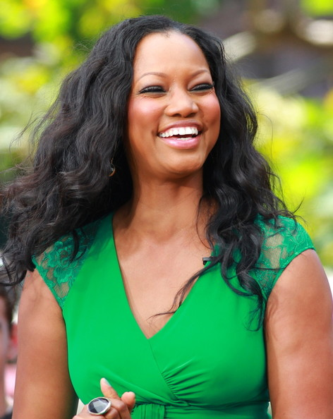 garcelle beauvais pictures garcelle beauvais at the grove zimbio. Black Bedroom Furniture Sets. Home Design Ideas