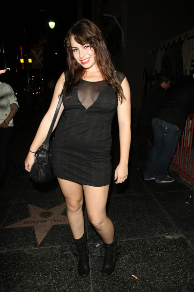 Celebrities At The Bardot Lounge To Celebrate The West Hollywood Clubs 2nd Birthday
