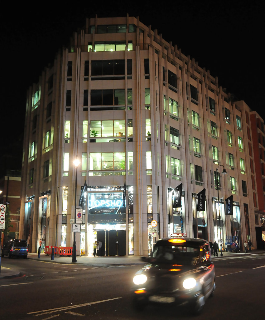 The topshop store in knightsbridge zimbio for The knightsbridge